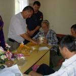 Выдача семян инициативным группам