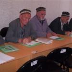 Тренинг в ИКЦ Шахристан